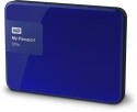 WD 1 TB Wired External Hard Drive (Blue)