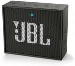 JBL Go Portable Bluetooth Mobile/Tablet Speaker  (Black, 1 Channel)