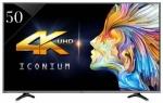 Vu 127cm (50) Ultra HD (4K) Smart LED TV  (LEDN50K310X3D, 4 x HDMI, 3 x USB)