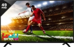 Vu 124cm (50 inch) Full HD LED TV  (50D6535)