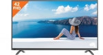 Micromax 106.68cm (42 inch) Full HD LED TV  (42R7227FHD)