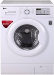 LG 6 kg Fully Automatic Front Load Washing Machine White At Just Rs.22999