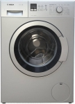Bosch 7 kg Fully Automatic Front Load Washing Machine Silver At Just Rs.26999