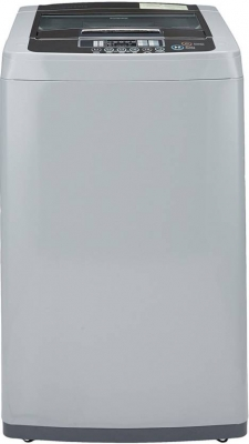 LG 6.2 kg Fully Automatic Top Load Washing Machine Silver At Just Rs.13999