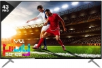 Vu 109cm (43 inch) Full HD LED TV  (43D6545)