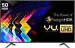 Vu 127cm (50 inch) Ultra HD (4K) LED Smart TV  (LEDN50K310X3D Ver: 2017)