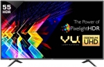 Vu 140cm (55 inch) Ultra HD (4K) LED Smart TV  (LTDN55XT780XWAU3D_HDR)