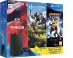 PS4 Slim 500 GB (with 3 games) @ Rs. 26949