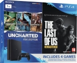 PS4 Slim 1 TB (with 4 games) @ Rs. 30790