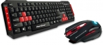 Dragon War Storm Gaming Keyboard Mouse Combo @ Rs. 899
