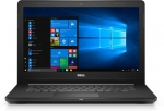 Dell Inspiron Core i3 6th Gen - (4 GB/1 TB HDD/Windows 10 Home) 3467 Laptop  (14 inch, Black, 1.956 kg)
