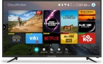 CloudWalker 109cm (43 inch) Ultra HD (4K) LED Smart TV  (CLOUD TV 43SU)