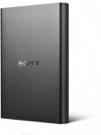 Sony 1 TB Wired External Hard Drive (Black)