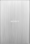 Sony 1 TB Wired External Hard Drive (Silver)
