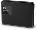 Western Digital My Passport Ultra 1 TB Wired External Hard Drive (Black)