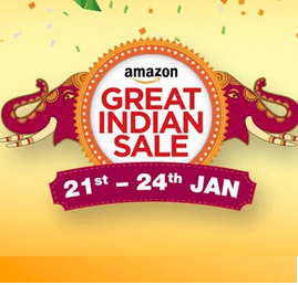 Amazon Great Indian Sale Coupons