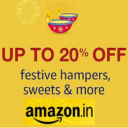 Amazon Diwali Hampers