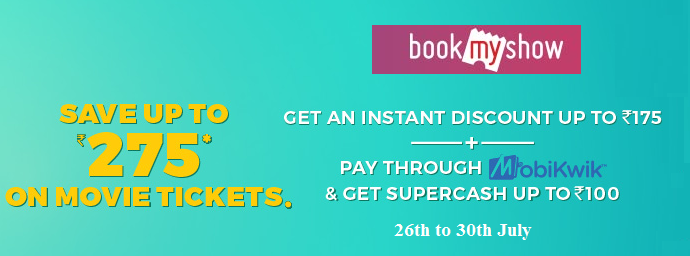 Bookmyshow coupon