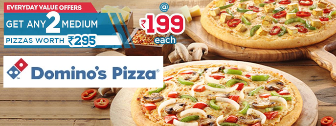 Dominos Pizza Coupons