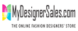 My Designer Sales Coupons
